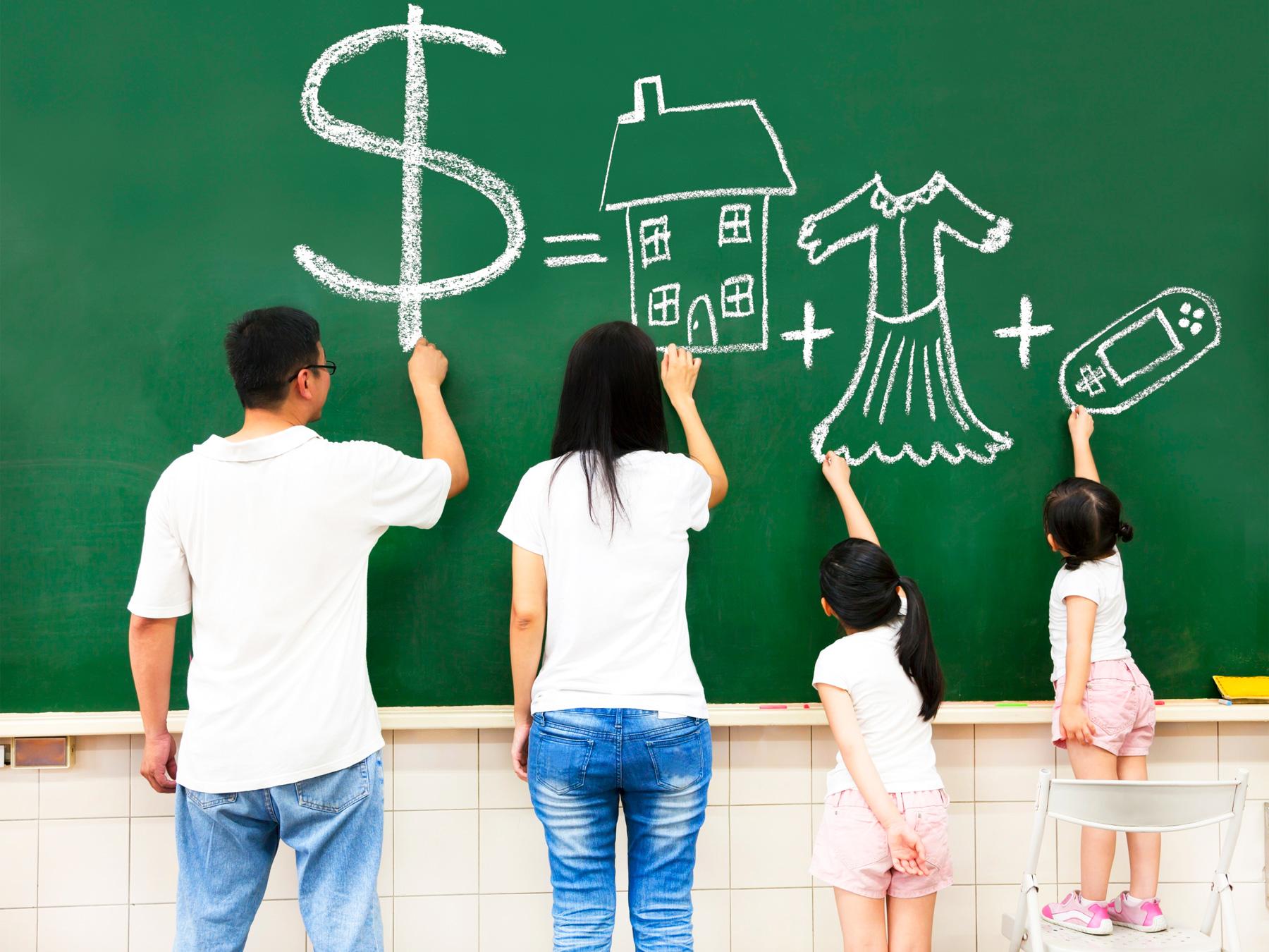Картинки по запросу Копейка рубль бережет: правильная экономия семейного бюджета