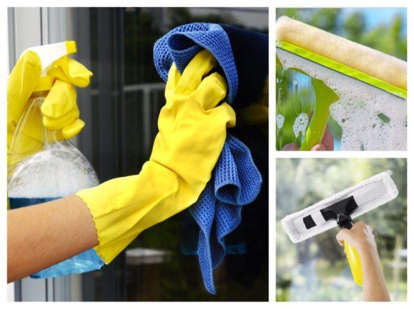 Как быстро помыть окна без разводов — как правильно мыть окна до блеска