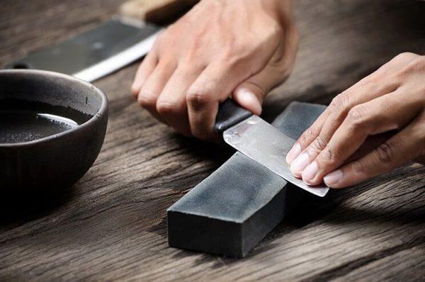 Как заточить нож просто, быстро и всего за 3 минуты?