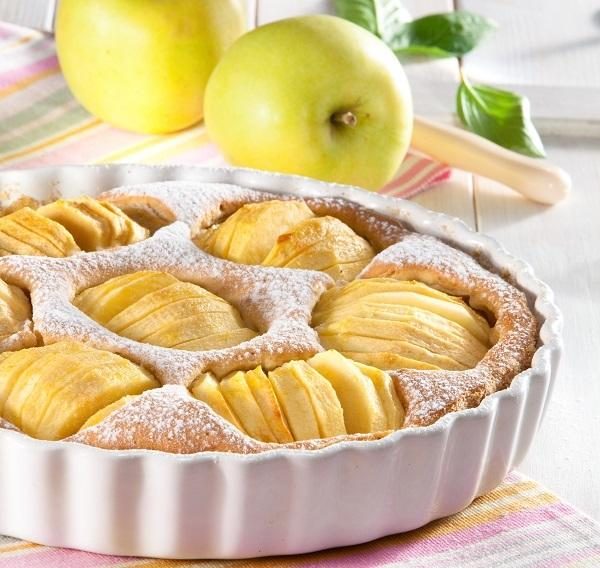 Обалденно вкусные 10 рецептов выпечки с яблоками. Попробовав раз, Будете готовить всегда! Мало Теста + Много Яблок!