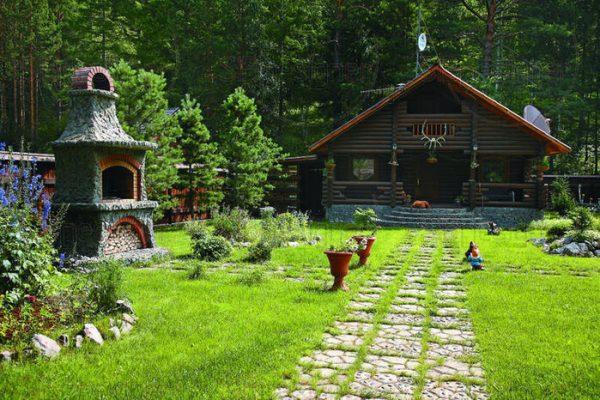 Ландшафтная уникальность русского сада: это надо видеть…