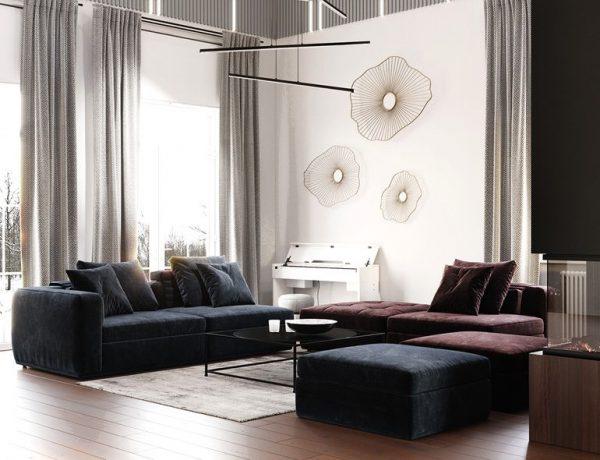 ТОП 5 ошибок при создании дизайна интерьера для большего уюта в квартире