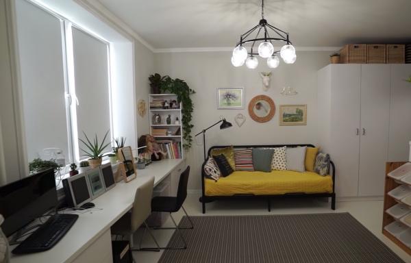 Как вместиться 5 людям в однокомнатной квартире. 14 важных советов из личного опыта