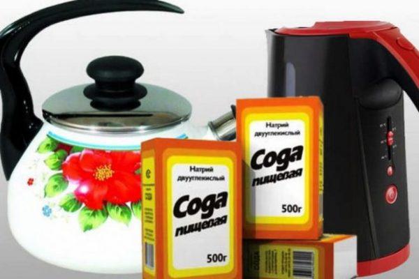 Как очистить чайник содой от накипи легко и быстро? 100% результат