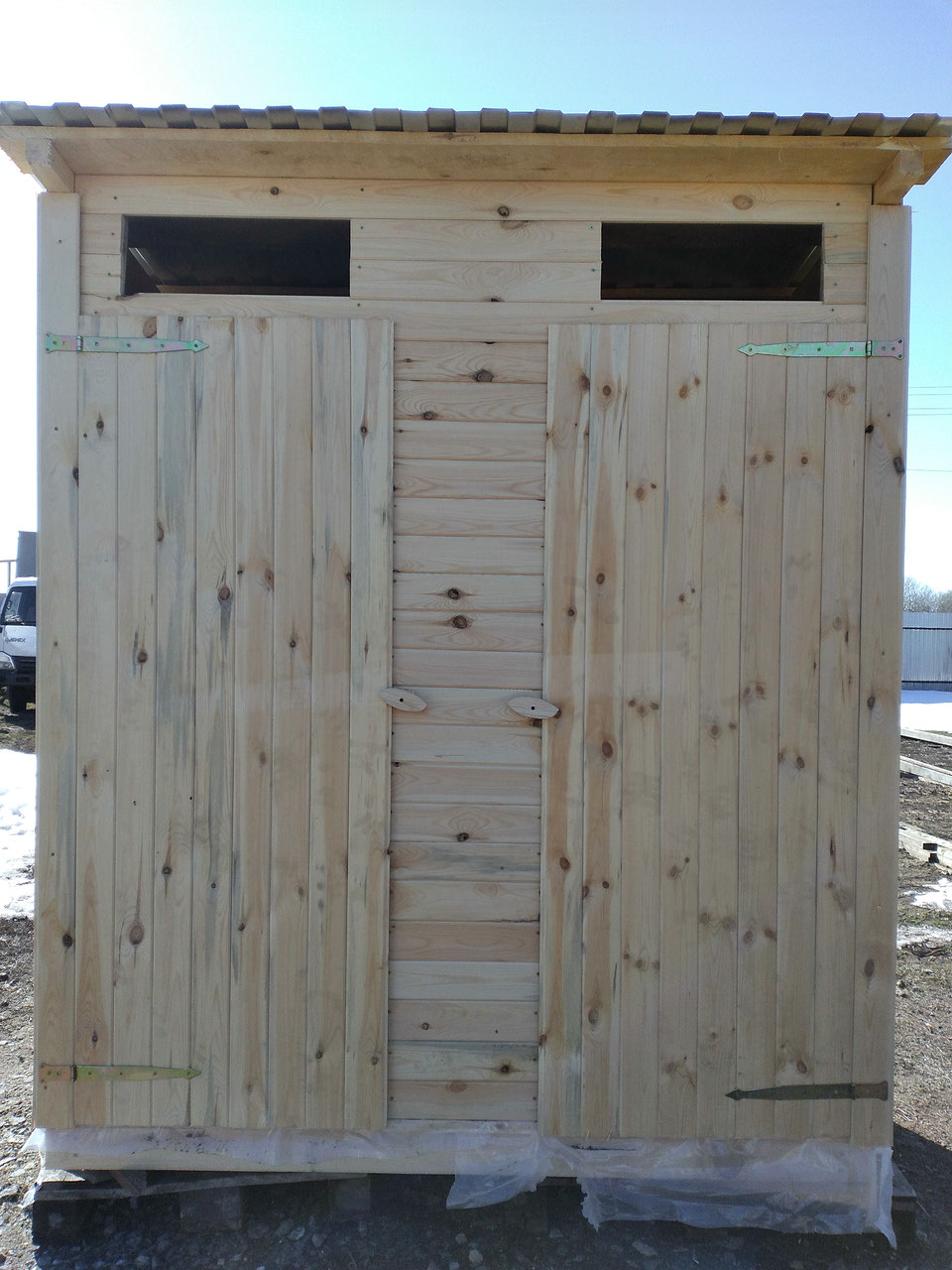 Туалеты для дачи дешево - Купить пиломатериалы, доска, брус ...