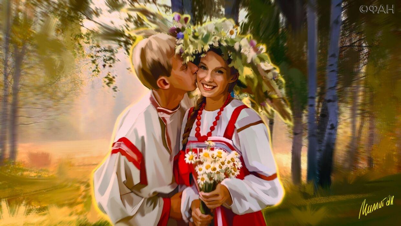 Красная горка 2019: свадебные обряды и приметы, Радоница и ...
