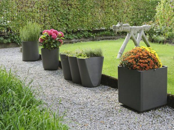 Сад растений в контейнерах: универсальный способ нестандартно ...