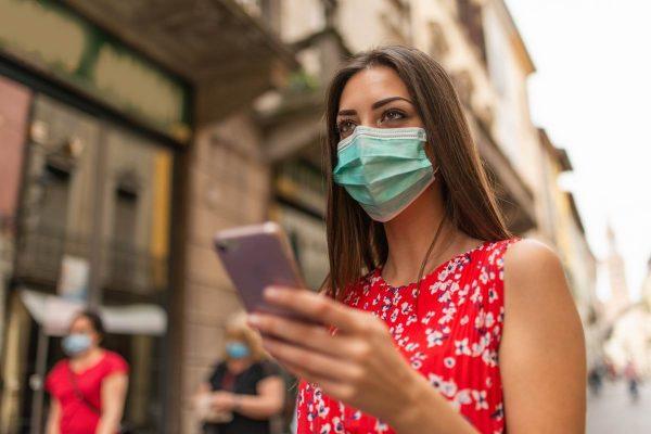 Как носить одноразовую маску, чтобы она защищала