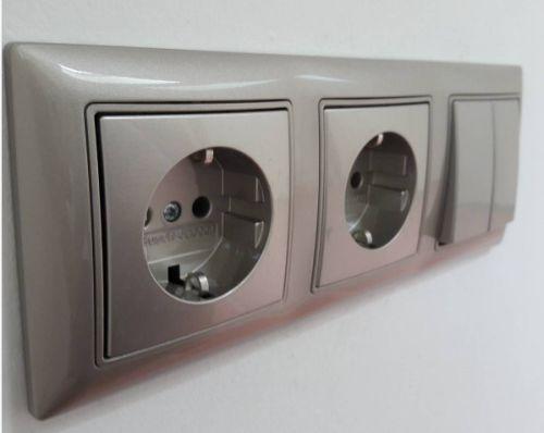 Розетки в доме. Выбор розетки или выключателя может оказаться ...